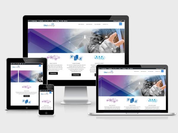 Technology WordPress Website Design, Doylestown PA