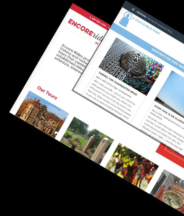 Small Business WordPress Website Design, Doylestown PA
