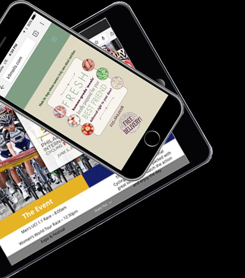 Responsive WordPress Website Design, Doylestown PA