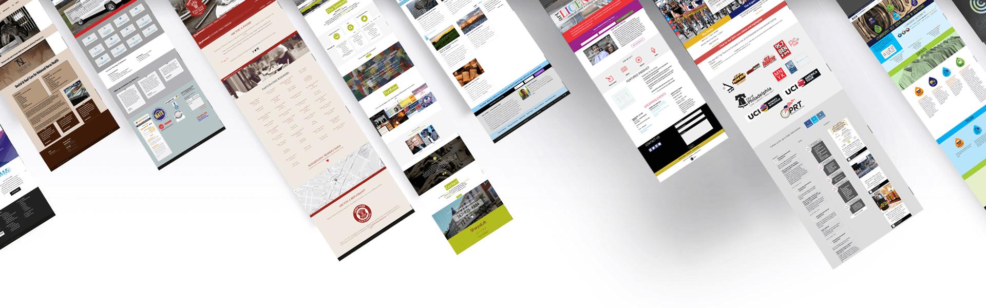 WordPress Website Design, Doylestown PA